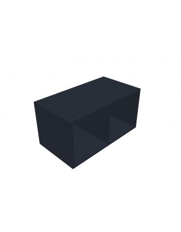 Elemento etagere a giorno per cmposizioni etegere - cm 80x46x40h