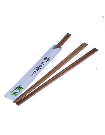 Bacchette bamboo, monouso, 100 paia
