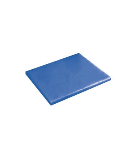 Tagliere in polietilene -  GN 1/2 colore blu -  cm 32x26,5x2h