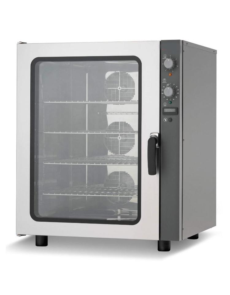 Forno elettrico ventilato a convezione gastronomia 10 for Forno a convezione wikipedia