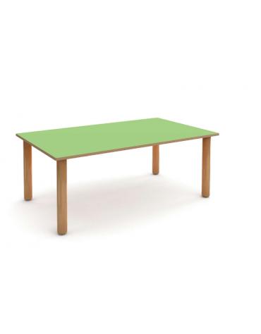 Tavolo rettangolare 80x140x53