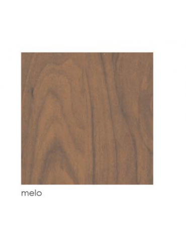 Dattilo direzionale complanare con cassettiera (lato-cassa-piano) - cm 200x73x75h