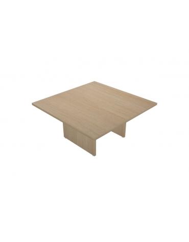 Tavolo riunione quadrato - cm 160x160x75h