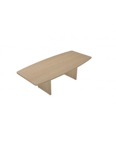 Tavolo riunione - cm 240x110x75h