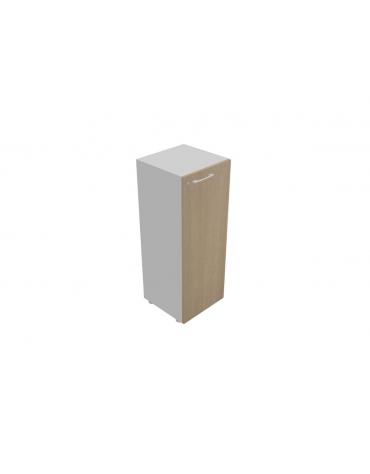 Mobile medio da cm 45 anta legno con serratura - cm 45x45x119h