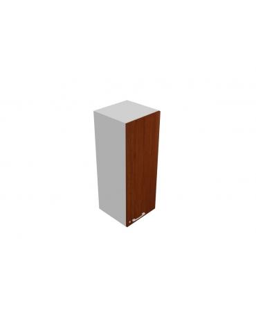 Mobile medio da cm 45 anta legno con serratura sovrapposta - cm 45x45x119h