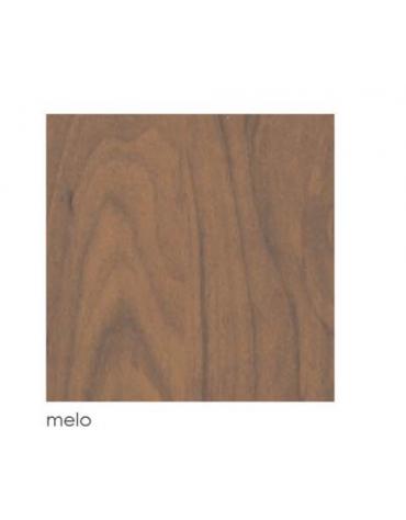 Anta mobile medio reversibile in legno con serratura - cm 45x1,8x116h