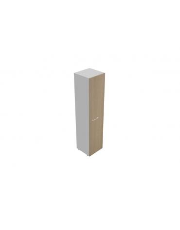 Mobile alto da cm 45 anta legno - cm 45x45x196h