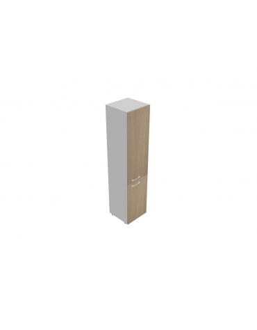 Mobile alto da cm 45 ante legno - cm 45x45x196h