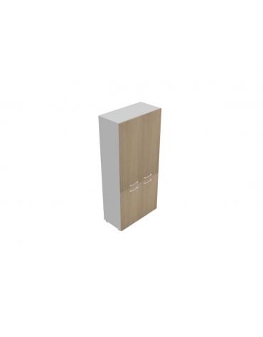 Mobile alto da cm 90 ante legno - cm 90x45x196h