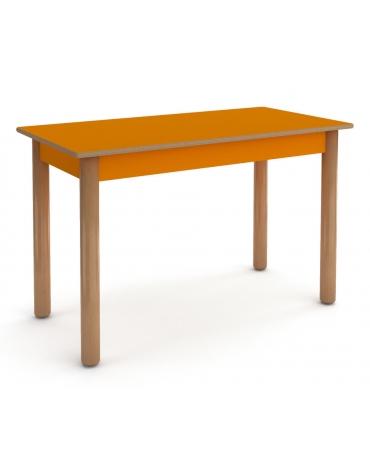 Tavolo rettangolare insegnante - cm 60x120x75h
