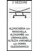 SPA 3 SEZ ALZASCH c/MANOV, ALZAG c/CREMAGL, H VAR.LE c/POMPA OLE