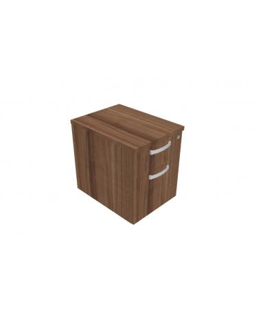 Cassettiera direzionale1 cassetti + 1 classificatore su ruote - cm 42x56x57h
