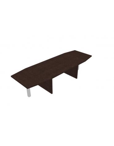 Tavolo riunione direzionale - cm 320x110x73,5h