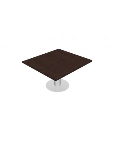 Tavolo riunione direzionale - allungo centrale - cm 130x120x73,5h