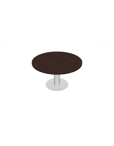 Tavolo riunione direzionale circolare Ø cm 130x73,5h