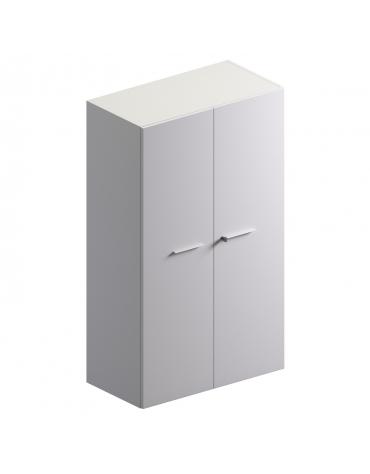 Mobile medio con anta in legno - cm 90x46x155,5h