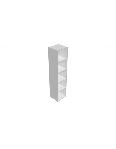 Mobile alto in legno - cm 45x46x194h