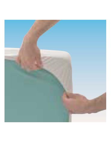 Fodera in cotone 100% per materassi - cm 190x80x12h