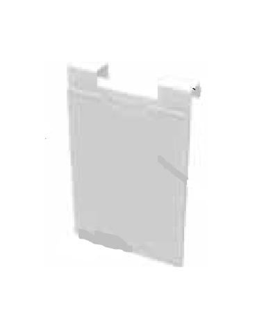 Porta cartelle con gancio universale per fissaggio al letto  formato A4 - cm 24x32
