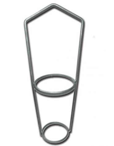 Cestello flebo in acciaio inox aisi 304 - portata: 2,5 kg