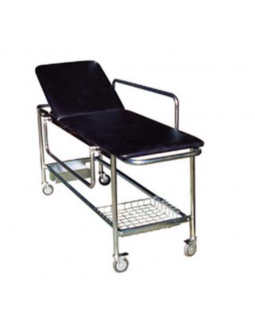 Coppia sponde ribaltabili per barella paziente - per articoli DN27763 - DN27764 - DN27774