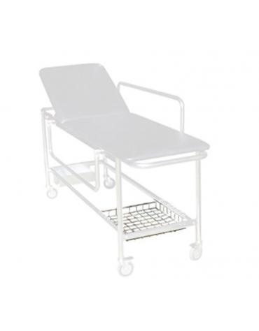 Cestello inox per barella paziente articoli - DN27763 - DN27764