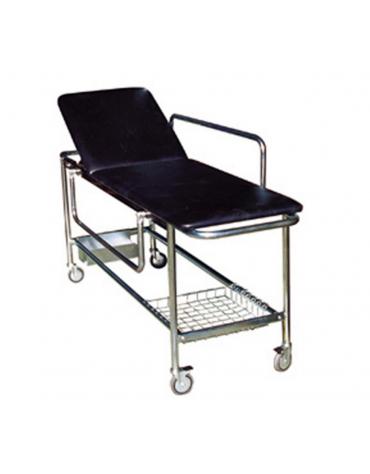 Cestello bombola ossigeno per per barella paziente codici DN27763 - DN27764