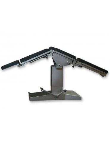 Tavolo operatorio Gima, con translazione longitudinale – radiotrasparente al 100% - cm 200x48x70/105h