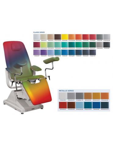 Poltrona ginecologica Gynex Professional - colore a scelta -