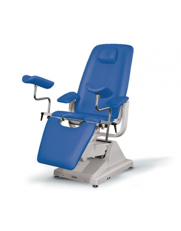 Poltrona ginecologica Gynex Professional - Colore: blu Chicago