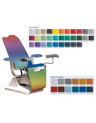 Poltrona ginecologica Gynex Professional - Colori a scelta