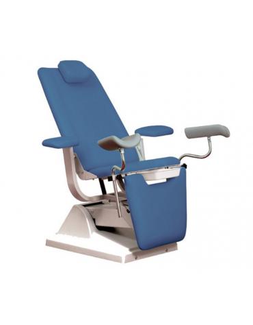 Poltrona ginecologica Gynex Professional - Colore: azzurro Parigi