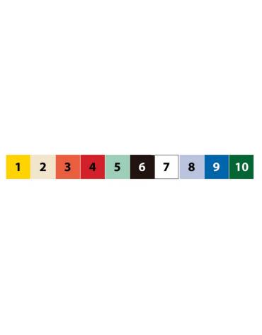 Lettino ginecologico con altezza regolabile - vari colori