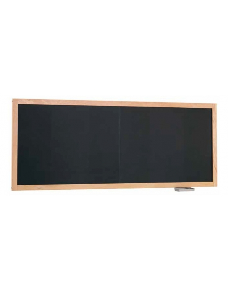 Lavagna a parete in laminato ardesiante colore nero cm - Parete lavagna arredamento ...
