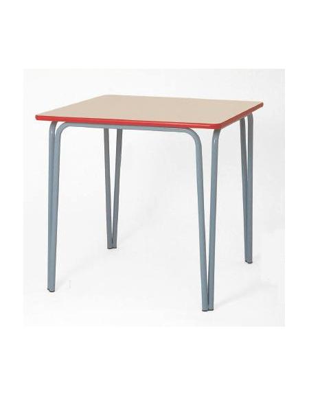 Tavolo mensa quadrato doppia gamba for Tavolo quadrato grande