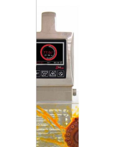 Strumento di cottura a bassa temperatura sottovuoto