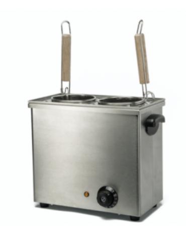Cuocipasta elettrico da banco - mm 370x230x300h