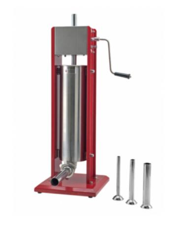 Insaccatrice verticale in acciaio inox - capacità 5 Lt. - mm 304x304x650h