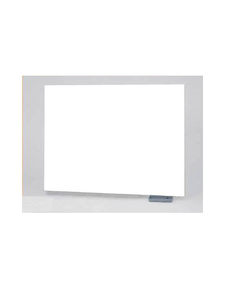 Lavagna a parete in laminato plast bianco - Parete lavagna arredamento ...