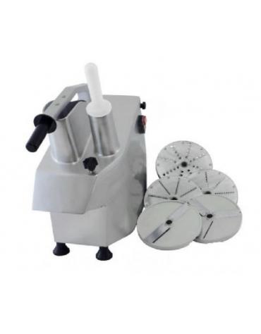 Tagliaverdure elettrico professionale SENZA SET DISCHI - TRIFASE