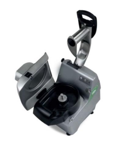 Tagliaverdure elettrico professionale CON SET DISCHI - TRIFASE