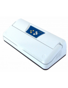 Macchina sottovuoto a barra saldante con comandi analogici digitali - potenza: 250 W- mm 380 x 200 x 90 h