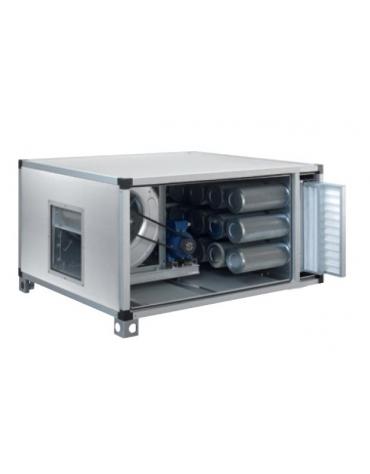 Gruppo filtrante ecologico con motore 1V da 3.000 mc/h