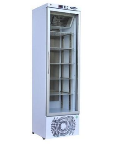 Frigorifero ospedaliero Porta vetri Lt 502 Bianco