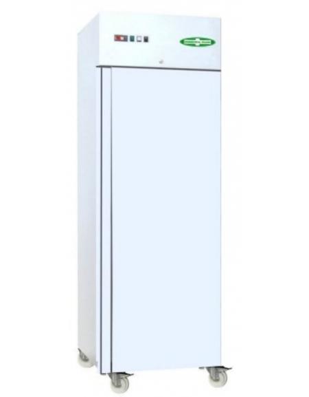 Frigorifero ospedaliero porta vetri lt 606 bianco senza for Frigorifero temperatura