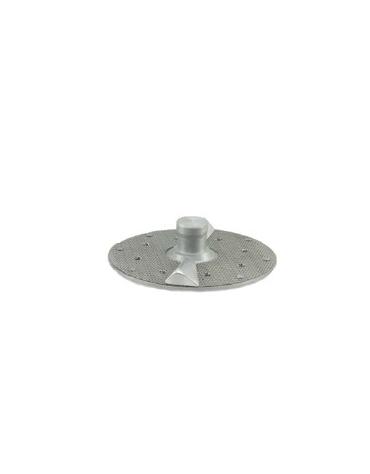 Pelapatate elettrico professionale da appoggio a pavimento - capacità 15 kg - Volume barile 29 Lt - mm 460x320x1080h