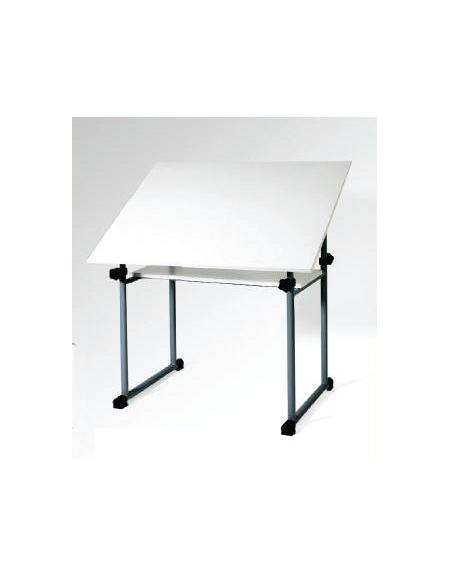 Tavolo da disegno 90x65x80h arredamento scolastico arredi per scuola aule speciali dina - Il tavolo da disegno ...
