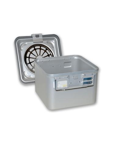 CESTELLO RETTANGOLARE c/filtro cm 35x23x20