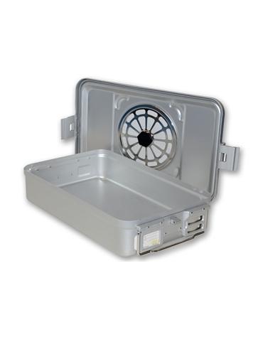 CESTELLO RETTANGOLARE c/filtro cm 20x18x18